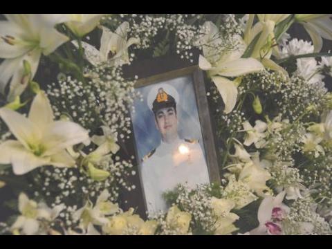 Συγκίνηση στο ετήσιο μνημόσυνο του Υποπλοιάρχου Κ.Πανανά