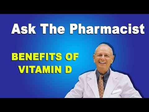 Ask the Pharmacist – Vitamin D
