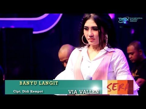 Video Via Vallen - Banyu Langit [OFFICIAL] download in MP3, 3GP, MP4, WEBM, AVI, FLV January 2017