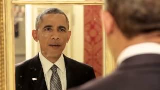 Obama BuzzFeed Healthcare Video PSA, Selfie & Andrew Ilnyckyj