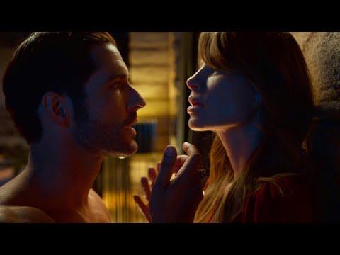 Lucifer and Chloe sex scene + morning after [subtitles], 4K 2160p, Lucifer S05 E06-E07, HQ