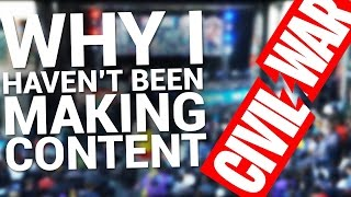 Why I Haven't Been Making Content – ZeRo