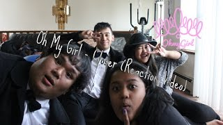 Video Oh My Girl - Closer || Reaction Video MP3, 3GP, MP4, WEBM, AVI, FLV Juli 2018
