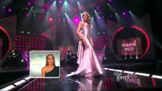 Video Ximena Navarrete Miss Universe 2010, evening gown competition MP3, 3GP, MP4, WEBM, AVI, FLV Juni 2018