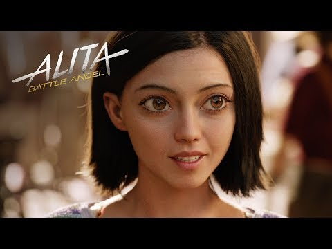 Alita: Ángel de Combate - Look For It On Digital, Blu-ray and DVD?>