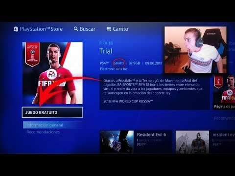 DESCARGA YA FIFA 18 JUEGO COMPLETO GRATIS !!! (PS4 XBOX ONE Y PC)