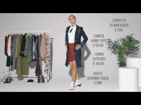 Tustyle tutorial - I capispalla più trendy