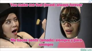 Shining Love-No Min Woo (ICON) My Unfortunate Boyfriend OST SUB.ESPAÑOL