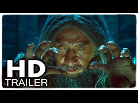 JOURNEY TO CHINA (2018)l Official Extended Trailer[HD]Arnold Schwarzenegger, Jackie Chan