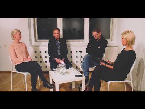 """2017-12-13 Kamane.lt diskusija: """"Šiuolaikinio meno centras Kaune: realybė ar iliuzija?"""""""