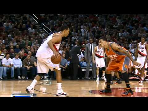 Top 10 Plays of Brandon Roy%27s Career