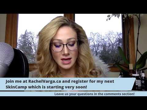 Winter Skin Updates with Rachel Varga