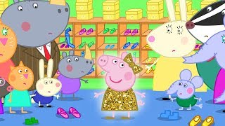Peppa Pig Official Channel   Stories at the Police Station - Lost Dinosaur