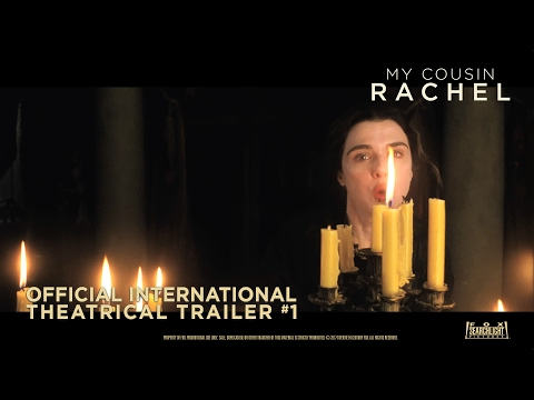 My Cousin Rachel [Official International Theatrical Trailer #1 in HD (1080p)]