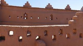 Skoura Morocco  City pictures : Kasbah Amridil at Skoura Oasis , South Morocco. واحة سكورة قصبة امريديل