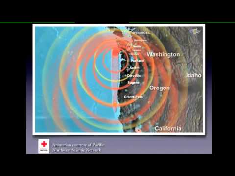Cascadia Earthquake Simulation...