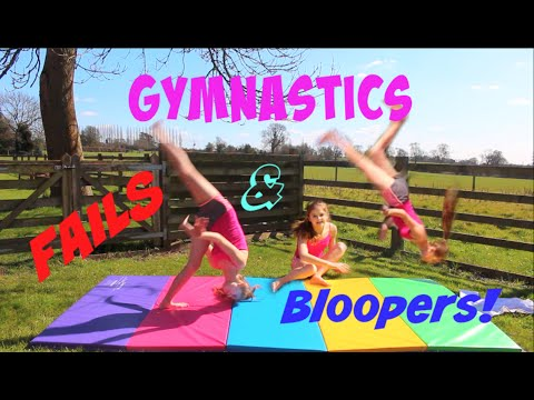 Gymnastics Bloopers and Fails!!