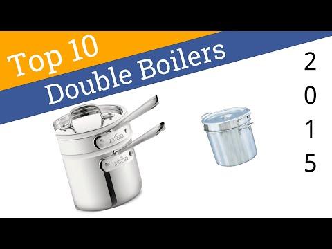 10 Best Double Boilers 2015