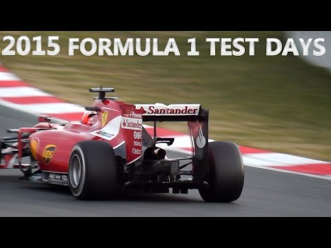 formula 1 2015: ferrari vs mercedes vs mclaren vs red bull - pure sound!
