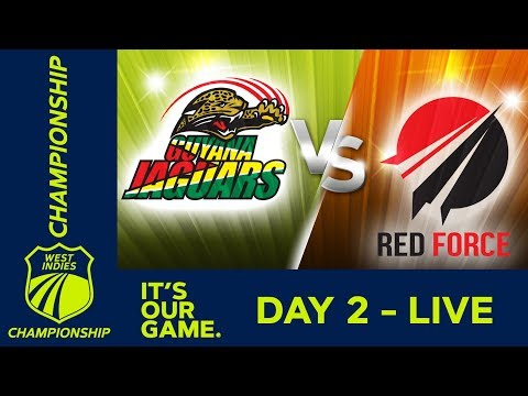Guyana v T&T Red Force - Day 1 | West Indies Championship | Thursday 7th March 2019 - Thời lượng: 7 giờ.