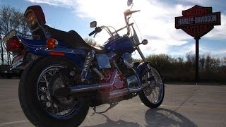 9. 1997 Harley-Davidson DYNA WIDE GLIDE FXDWG