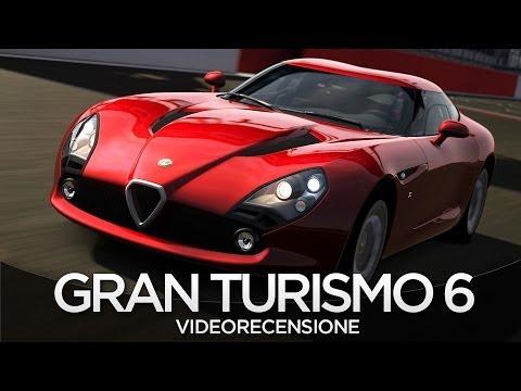 Gran Turismo 6 - Video Recensione HD ITA Everyeye.it