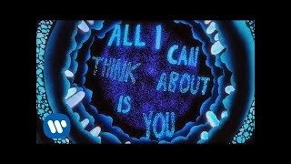 Coldplay - All I Can Think About Is You (Official Lyric Video) cover