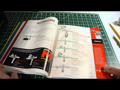 Airbrush Tutorial: Part 1 – Airbrushes, Compressors, and Regulators