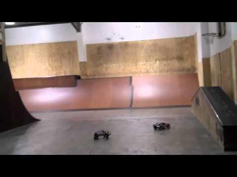 TRAXXAS @ Muncie Skate Park - 2