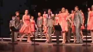 Manchester (IA) United States  City pictures : West Branch Iowa HS Show Choir at Delaware High School Manchester Iowa