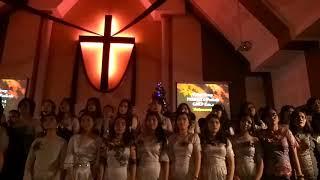 ~Medley~ Awiiimoweeeh... Natal PERMATA Paskah km4 2017