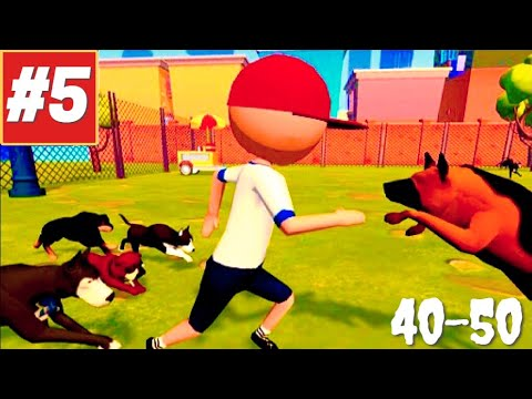Mad Dogs Gameplay Walkthrough Part #5 Level 40-50 iOS Android