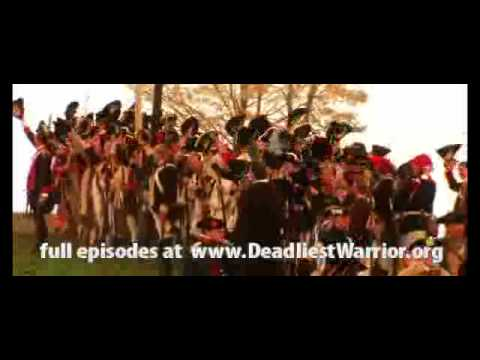 Deadliest Warrior Season 3 Episode 1 -- George Washington vs. Napoleon Bonaparte (1 of 5)