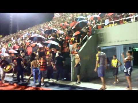 Video - Sport x ceará - Caminhada Brava Ilha - Brava Ilha - Sport Recife - Brasil