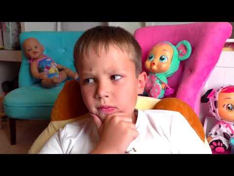 Макс РАЗБИЛ ПЛАНШЕТ iPad! Катя ВСЕ ИСПОРТИЛА! Kids bought a new MacBook Pro 2018 for children (видео)