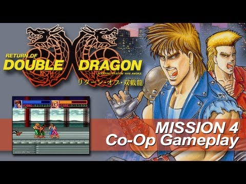 Video Preview for Return of Double Dragon (Japan Version)