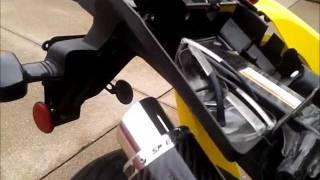 9. 2004 Honda 599 - SP Engineering Moto GP Exhaust