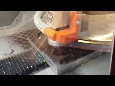 Vx1R Milling Machine for orthotics.