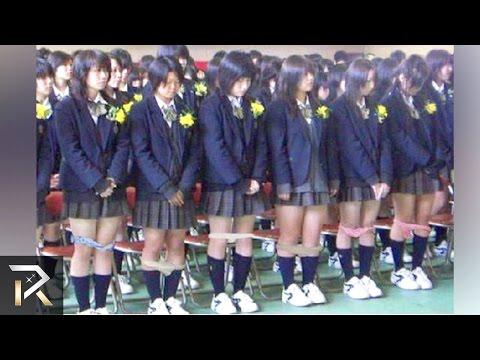 嚴選10國學校最可怕的體罰 照片裡的日本內被罰...