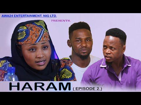 HARAM Episode 2 LATEST HAUSA SERIES With English subtitle Garzali Miko and Maryuda Yusuf