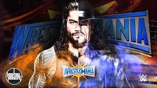 2017  Wwe Wrestlemania 33 2nd Official Theme Song