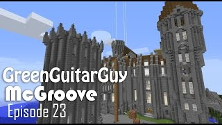 Today we go back and find a lost episode, build a chicken cooker and complete some castle stuff.Join me on the McGroove Minecraft Server at http://www.McGroove.net
