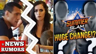"""Paige & Alberto Del Rio LEAKED AUDIO, ALTERCATION, Del Rio BEATING Paige? + More! [#WWE News/Rumors EXTRA]...Elbow Drop The """"LIKE"""" 👍🏼 & Turn ON Notifications! 🛎►http://www.wrestlecrate.com/Use Promo code - MACHOT To Get 10% OFF Discount Of Your 1st Crate!More NEW Episodes Of WWE News & Rumors Throughout The Week.► Follow Me!• Twitter - https://twitter.com/MachoT_YT💪 JOIN ME! HELP ME REACH ➡️50,000⬅️ SUBSCRIBERS!SUBSCRIBE! For WWE 2K Games + WWE News & Rumors!► For WWE News/Rumors & WWE 2K17 Content, Updates, & Tutorials • SUBSCRIBE! - https://www.youtube.com/c/DRsMachoTChannel Description:• All Things WWE & WWE 2K Games. Multiple News & Rumors Round-Up Episodes throughout the week, keeping you guys up to date on all the News & Rumors in Wrestling, leading up to Raw, Smackdown, NXT, & PPVs like Wrestlemania! Also WWE 2K18 News, Content & More!Thank You For Watching!- Macho T"""