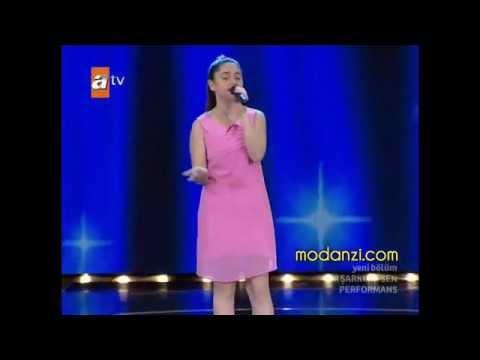 Bir Şarkısın Sen 21.07.2012 | Dilan GELEN - Bana Bir Masal Anlat Baba | by kekillici