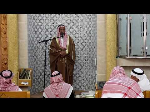 حفل حلقة جامع القحف لتحفيظ القرآن الكريم 15/5/2015