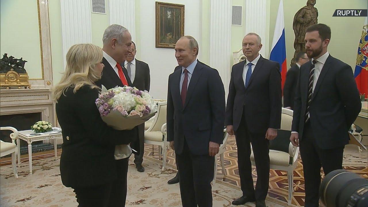 Ο Μπ. Νετανιάχου ενημέρωσε τον Ρώσο πρόεδρο για το ειρηνευτικό σχέδιο των ΗΠΑ για τη Μέση Ανατολή