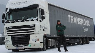 65. Célegyenesben. Nemzetközi kamionsofőr élete. 1. rész