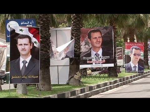 Une élection présidentielle en Syrie, mais pour quoi faire ?