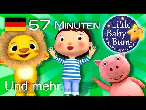 Kinderlieder zum mitsingen   Und noch viele weitere Kinderreime   von LittleBabyBum