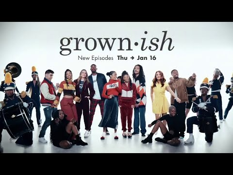 Grown-ish | Season 3(2020/2021) | Freeform | Promo Oficial Legendado | Los Chulos Team